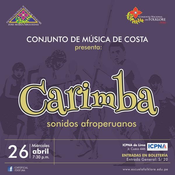 Concierto: Conjunto de Música de Costa