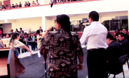 """""""Formas Musicales de la Costa del Perú"""" se denominó al concierto didáctico que estuvo a cargo del Conjunto de Música de Costa. Compartimos la siguiente composición """"Tondero Piurano"""" - Autor: Miguel Correa Suarez"""
