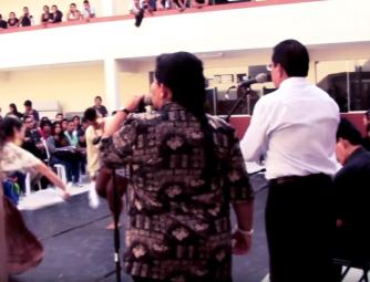 Tondero en Concierto didáctico 2016