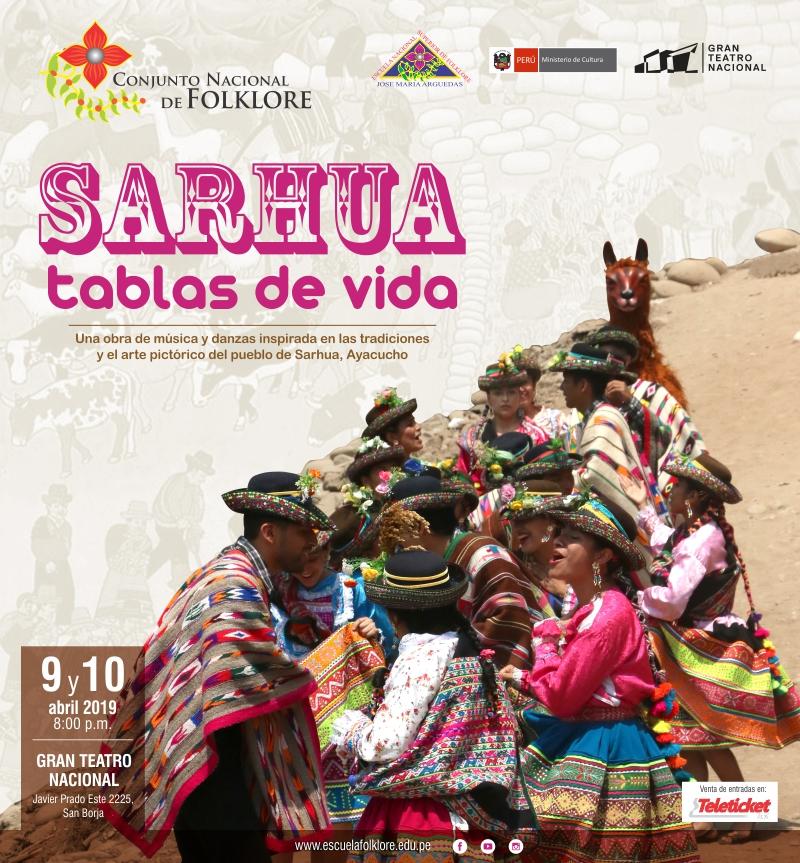Sarhua, Tablas de Vida
