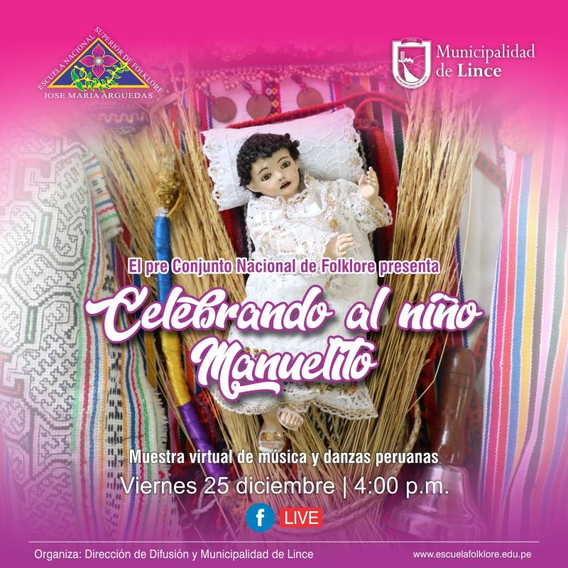 Celebrando al Niño Manuelito