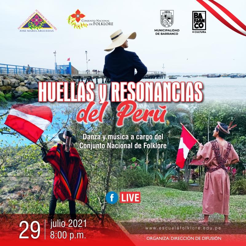 Huellas y Resonancias del Perú